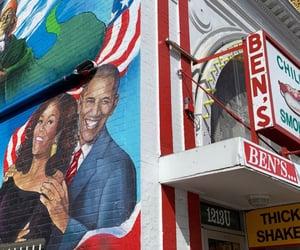 barack, obama, and DC image