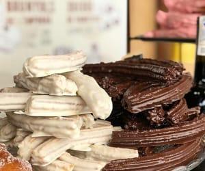 churros, dessert, and food image