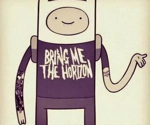 bmth, cartoon network, and oliver sykes image