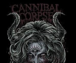 heavy metal, metal, and death metal image
