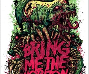 bmth, bring me the horizon, and scene image