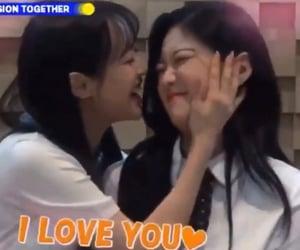 girls, chuu, and hyunjin image