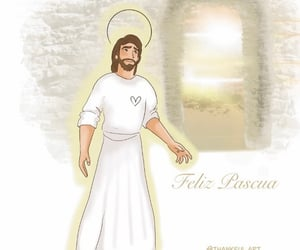 easter, Pascua, and frases español image
