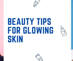 skincare, skin care tips, and healthy skin image