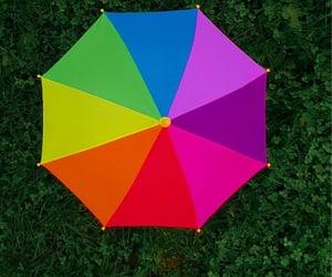 aesthetic, arcobaleno, and rainbow image