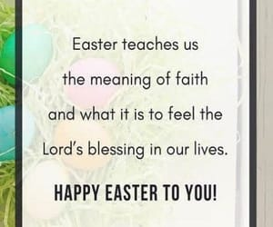 motivation, easter, and faith image