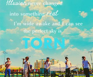 torn, 1d, and liam payne image
