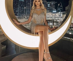 dress, luxury, and outfits image