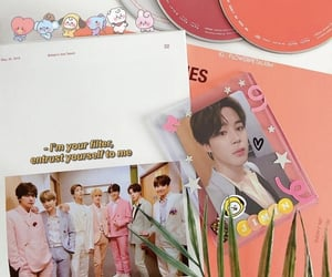 aesthetic, jimin, and merch image