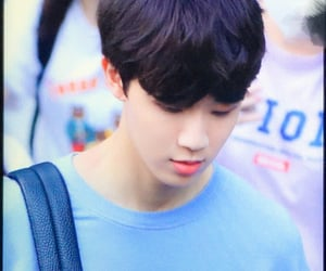 blue, kpop, and golden child image