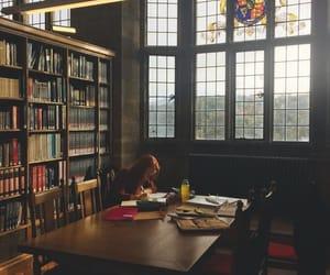 article and dark academia image