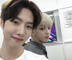 kpop, selca, and golden child image