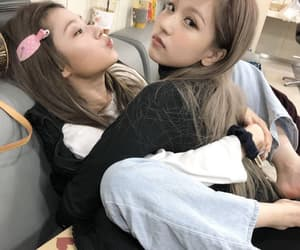 aesthetic, couple, and nayeon image