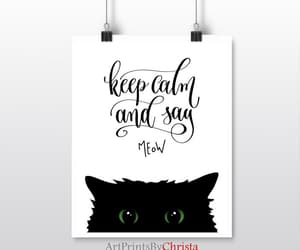 etsy, cat lover gift, and peekaboo cat image