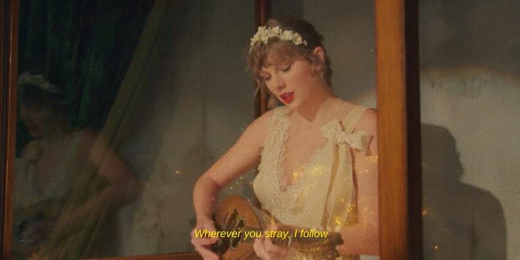 albums, folklore, and Lyrics image
