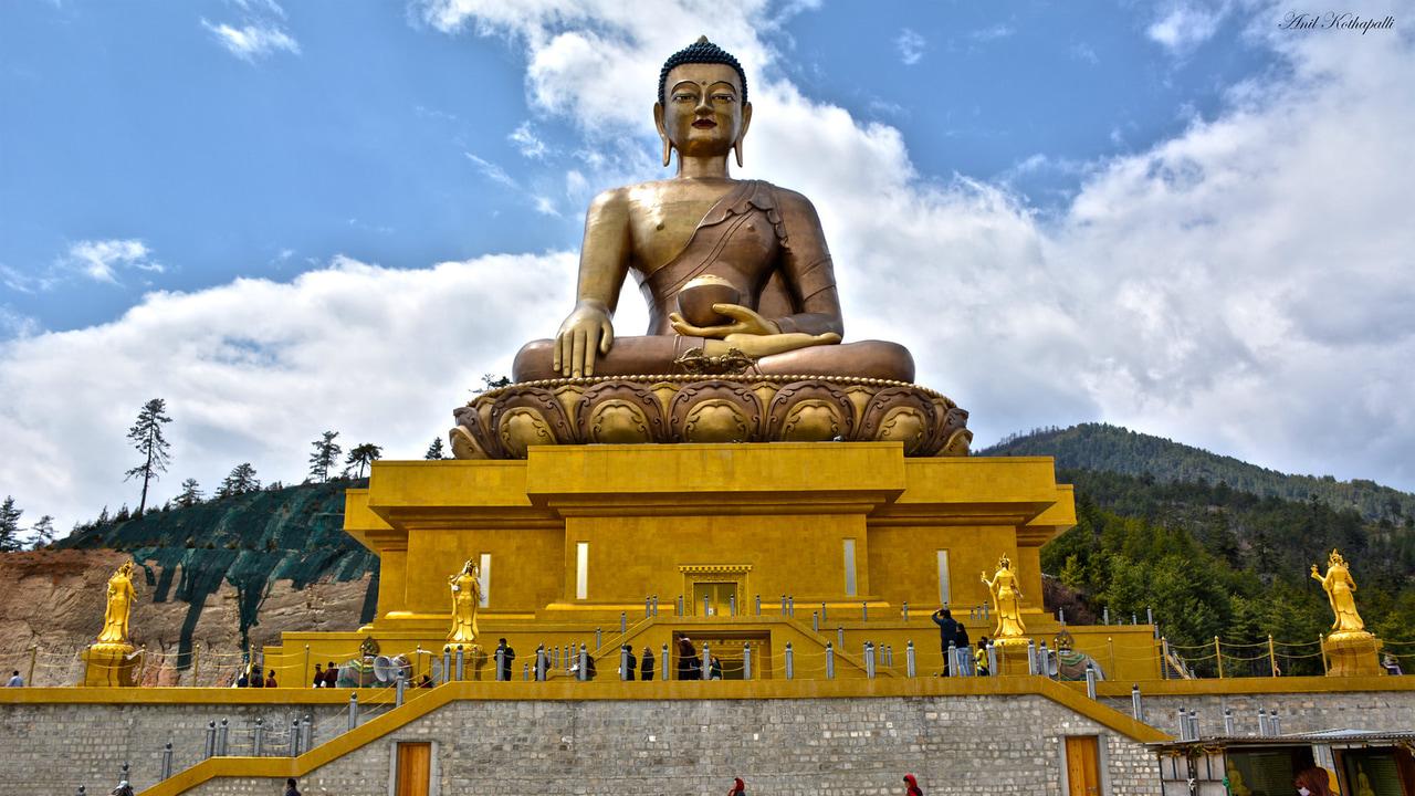 asia, Buddha, and travel image