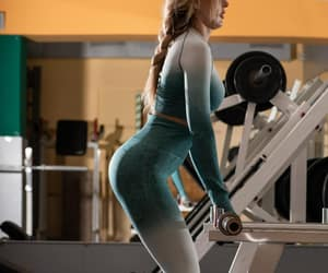 diet, fitness, and lose weight image