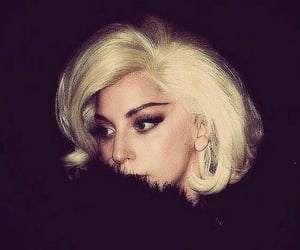Lady gaga, beautiful, and Queen image