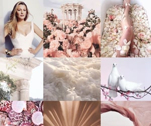 blake lively, pink, and my edit image