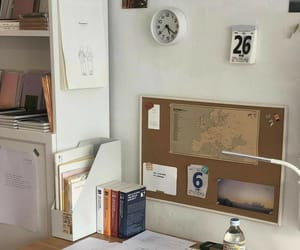 study, room, and book image