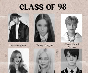 Chan, vernon, and gfriend image