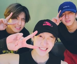 bang chan, 3racha, and Chan image