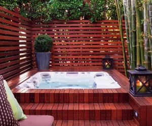 hot tub, jacuzzi, and swimming pool image