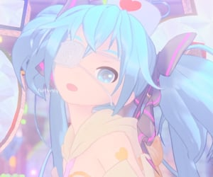 hatsune miku, icons, and vocaloid icon image
