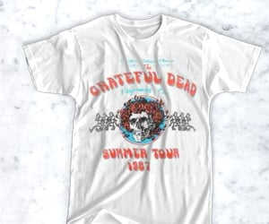 1987, grateful, and dead image
