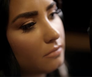 demi lovato, actress, and documentary image