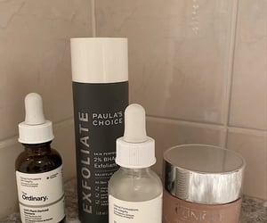 face, oil, and products image