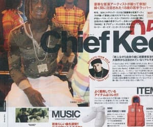 chief keef, aesthetic, and rappers image