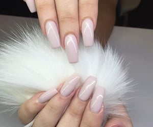 nails, girl, and ideas image