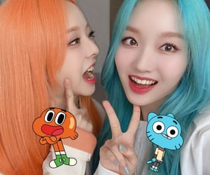 girls, kpop, and gowon image