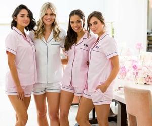 bridesmaid pyjama sets image