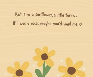background, inspiration, and sunflower image
