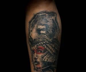 article, tattoo artist, and tattoo studio image