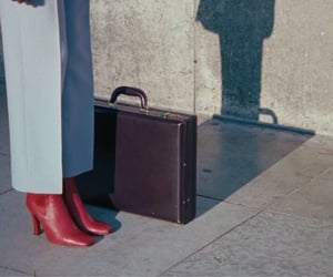 cinematography, fashion, and red image