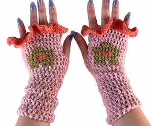 aesthetic, archive, and gloves image