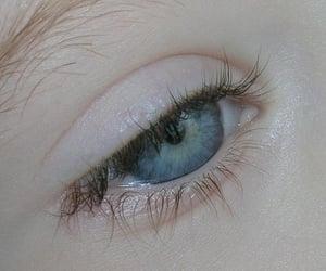 aesthetic, eyelashes, and eyes image