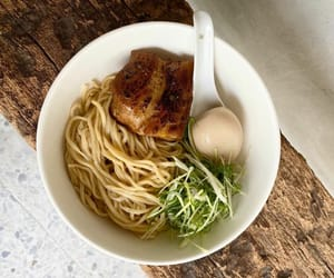 chinese food, egg, and asian food image