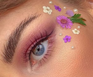 fashion, makeup, and lookbook image