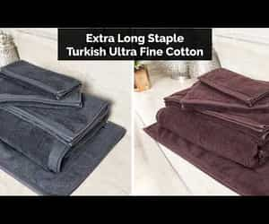 video, turkish towels, and made in turkey image