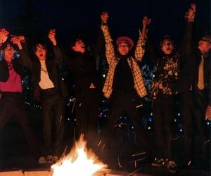 bonfire, eric, and jacob image