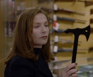 movie, weapon, and Elle image