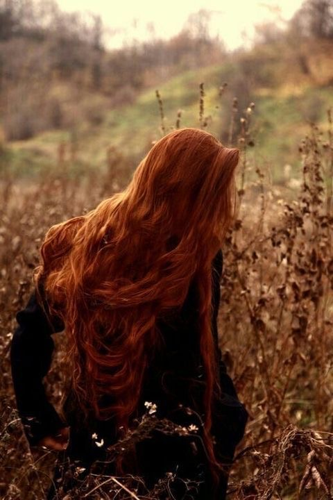 ginger, pretty, and redhead image
