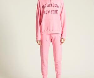 fall, pink, and fashion image