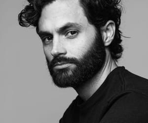 celebrities, handsome, and Penn Badgley image