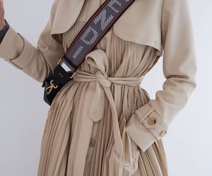 belt, fashion, and portrait image