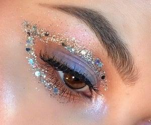 aesthetic, euphoria, and makeup image